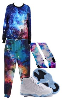 """""""6"""" by taevionmatthews ❤ liked on Polyvore featuring NIKE"""