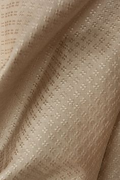"Shimmering beauty. Thai silk fabric ""Champagne Posies"" - handwoven, fair trade. $50.00 per metre."