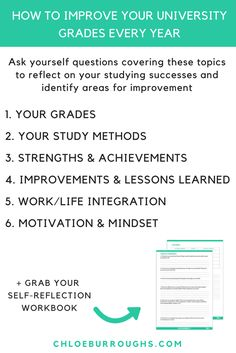 how to improve your grades