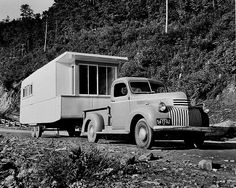 1940/ trailer like my grandparents