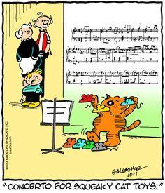 Heathcliff Cartoon for Oct/01/2014