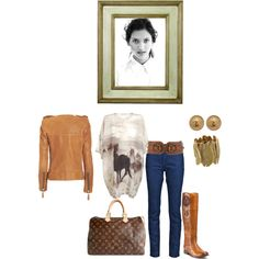 Dude Ranch, created by jennifer-zuccaro.polyvore.com