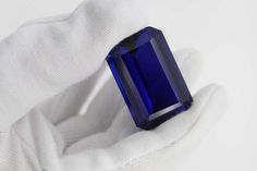 A 109ct blueish-violet #tanzanite discovered by @tanzaniteone  which mines tanzanite exclusively in Tanzania, the only country in which tanzanite has been discovered. #luxury #blue