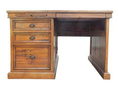 Cranfield Small Office Desk from George Tannahill & Sons