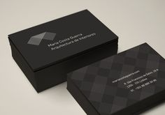 33 Classy Thick Edge Business Cards | inspirationfeed.com