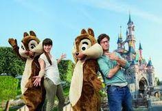 Disneyland® Paris 1 Jour 2 Parcs E-Ticket Super Magic Sequoia Lodge, Excursion, Family Days Out, Mont Saint Michel, Teddy Bear, Paris, Christmas Ornaments, Holiday Decor, Animals