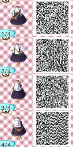 Animal Crossing Qr Codes Paths Wood White