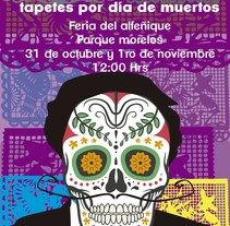 2° Exposición de tapetes colectivos por día de Muertos