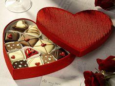 preparar chocolates para san valentin - Buscar con Google