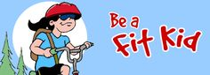 Be a Fit Kid. This is a great website designed for kids that will answer not only their fitness questions, but address potential body image issues.