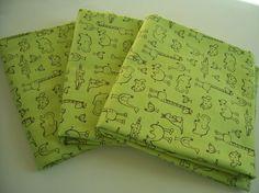 Fleece Receiving Blankets