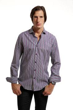 Camisa Roger  Slim Fit 702