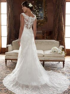I Can T Get Enough Of Lace Wedding Dresses #wedding, #weddings, #pinsland, https://apps.facebook.com/yangutu