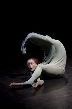 IIlka Schonbein, mise-en-scene for The Little Mermaid