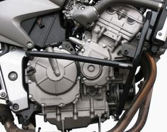ENGINE GUARD HEED CRASH BARS HONDA HORNET CB 600 (03-06) | eBay
