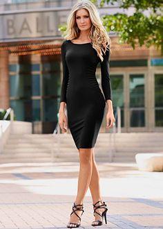 wow....Waist detail dress- Venus.com