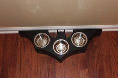 Batcomedero para gatos de alma torturada :-)