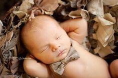 bowtie for Newborn pictures!`