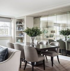 10 Best Dining Room Mirror Wall images in 2019 | Dining room ...