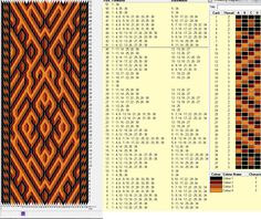 38 tarjetas, 4 colores, repite dibujo cada 40 movimientos  // sed_108 ༺❁