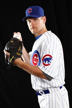 Kerry Wood - my favorite Cubbie!! Class act all around great player  person!