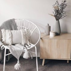 "Kmart Australia on Instagram: ""What a great shot! Thanks for sharing this beautifully styled space @aw_homestyling featuring our $39 rattan look chair. #kmartaus…"""