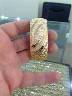 1 Gram Gold Jewellery, Gold Jewelry, Gold Bangles Design, Gold Bracelets, Diamond Bangle, Jewellery Designs, Jewelry Sets, Rings For Men, Soup