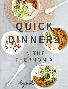 Thermomix Cookbooks, Thermomix Classes & Thermomix Accessories by alyce alexandra. And plenty of Free Thermomix recipes! Sundried Tomato Pesto Pasta, Real Food Recipes, Vegetarian Recipes, Cauliflower Curry, Hidden Veggies, Easy Meals, Eat, Cooking, Ethnic Recipes