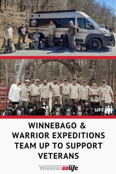 Winnebago and Warrior Expeditions team up to support Veterans who want to participate in long-distance outdoor expeditions. Winnebago has provided the organization with a Micro-Minnie for the WE staff to accompany the veterans on their adventures. Find out how you can support Warrior Expeditions too! #WinnebagoLife #WarriorExpeditions #VeteranSupport #SupportVeterans
