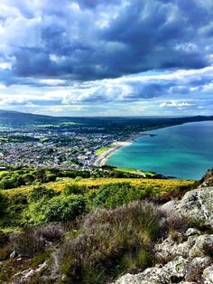 Bray Head (hike to the top for the view) - Bray, Ireland