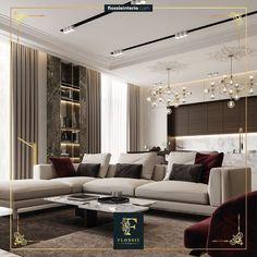 Bedroom contemporary decor luxury furniture 29 new Ideas Apartment Furniture, Apartment Interior, Apartment Design, Living Room Interior, Apartment Living, Home Interior Design, Living Room Furniture, Living Room Decor, Bedroom Apartment