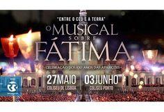 "Musical sobre Fátima ""Entre o Céu e a Terra"""