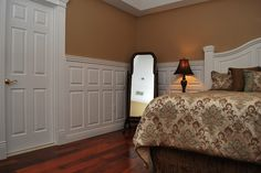 Bead board wainscoting ideas ~ http://lovelybuilding.com/perfect-bead-board-wainscoting-ideas/