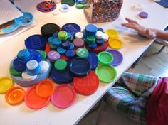quick trick: how to use recyclables with kids–get fun, crafty, creative