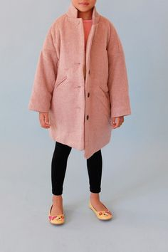 the |cammie| coat jacket - WUNWAY