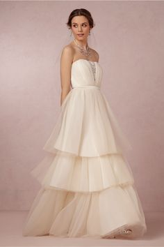 FAYE gown at @BHLDN now 50% off for only $500!