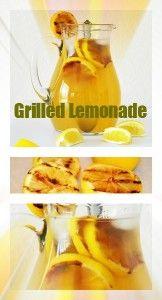 Grilled Lemonade!  You're Welcome :)  - #GrilledLemonade #Lemons #Lemonade #Vegan #Vegetarian #TheVegLife @VegLifeTweets
