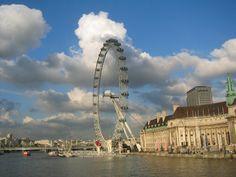 The London 'Eye'