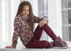 Moda para adolescentes de Geisha http://www.minimoda.es