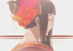 Hyūga Hinata.