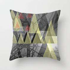El astro implacable Throw Pillow by Miguel Á. Núñez I. - $20.00