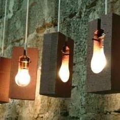 Żarówka w roli lampy / bulb lamp