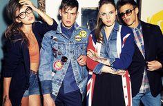 young for Magazine La Vanguardia