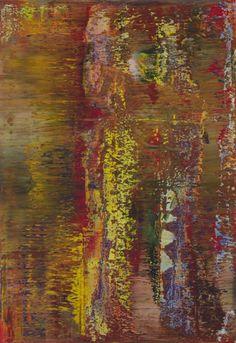 Abstract Painting [643-2] » Art » Gerhard Richter