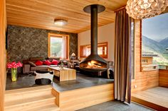 Chalet Chloe: a freestanding ski chalet, in Saas Fee, Switzerland. Swiss Chalet, Swiss Alps, Saas Fee, Val D'isère, St Moritz, Chalet Style, Cozy Apartment, Vacation Villas, Luxury Accommodation