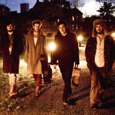 Mumford & Sons my musical loves
