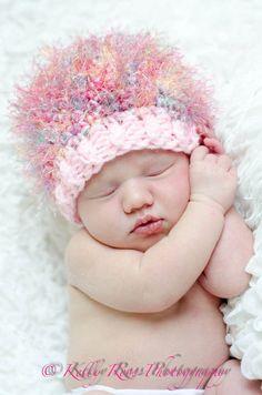 Free Baby Hat Crochet Pattern