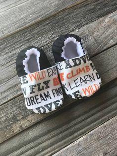 Buy Now Kiddo Kicks // Baby Booties in Go Adventure by...