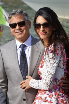 George Clooney and Amal Alamuddin's Wedding in Pictures
