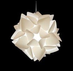 lámpara colgante de diseño clementina - envío gratis!!